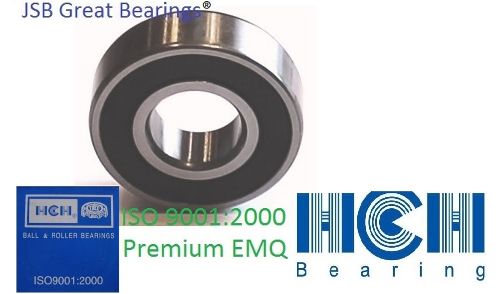 6002-2RS Premium seal 6002 2rs bearing 6002 ball bearings 6002 RS ABEC3